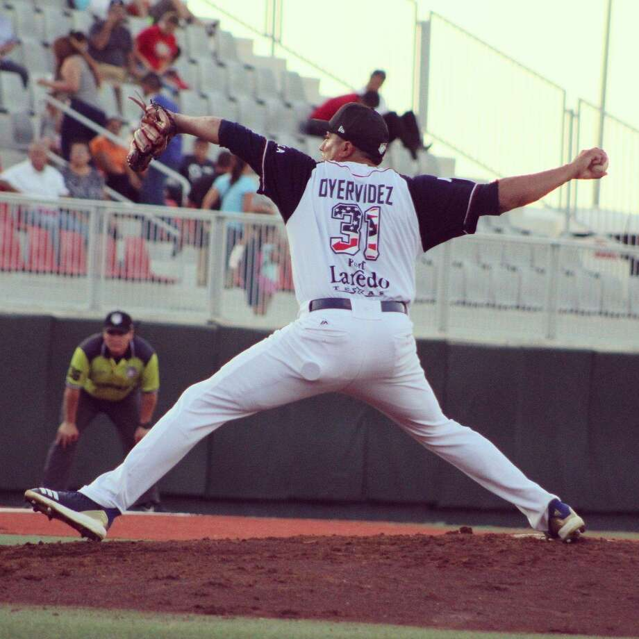 Jose Oyervides threw six scoreless innings leading the Tecolotes Dos Laredos to a shutout for the second time this week as they beat Generales de Durango 5-0 Sunday in Nuevo Laredo. Photo: Courtesy Of The Tecolotes Dos Laredos