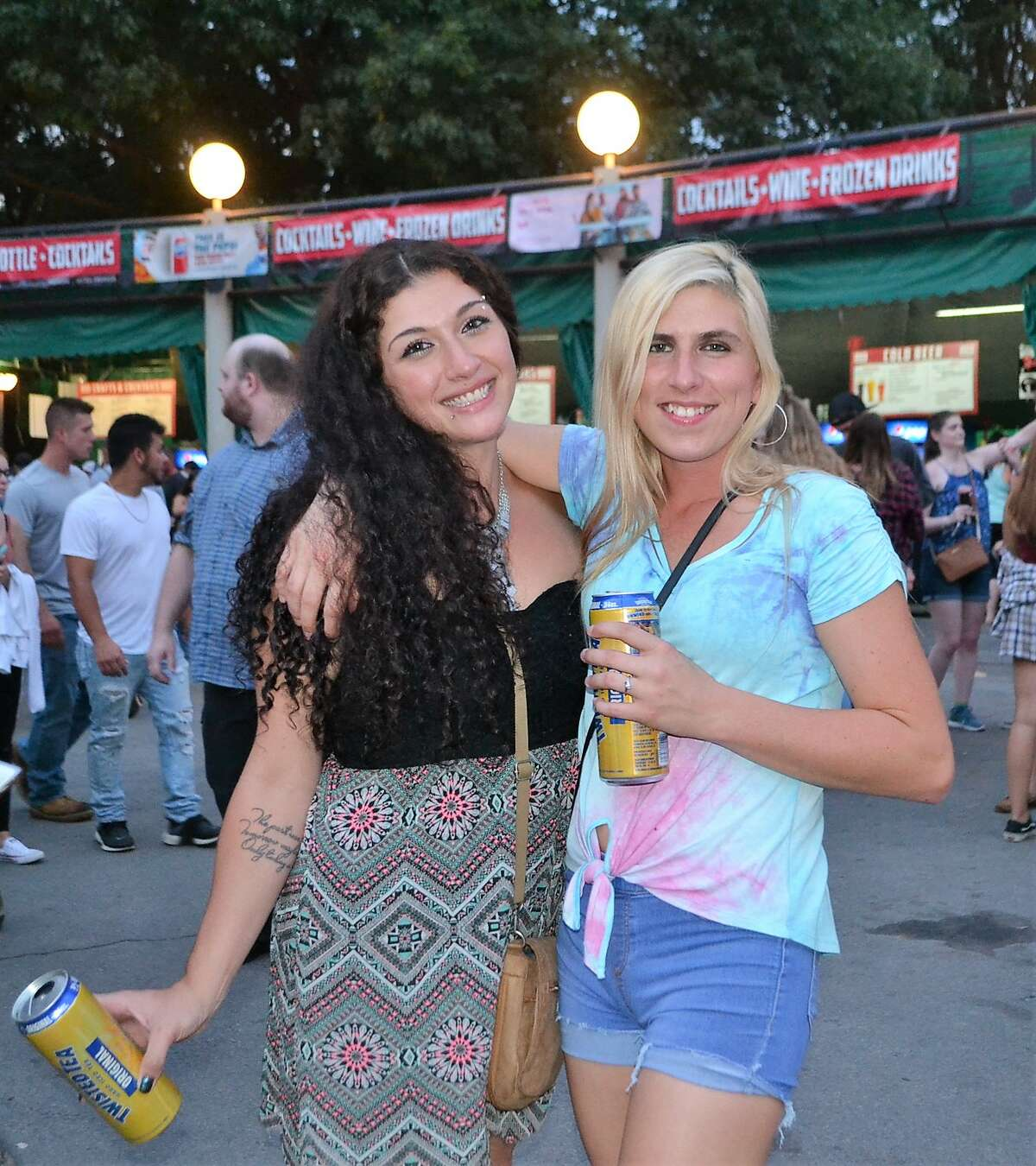 Were you Seen at the Luke Bryan concert at SPAC on Aug. 19, 2018?