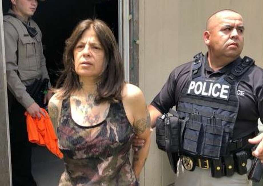 Mary Jane Roman, 53, will now face a first-degree felony charge of murder in Frio County, where the alleged crime occurred. Photo: Uvalde Police Department