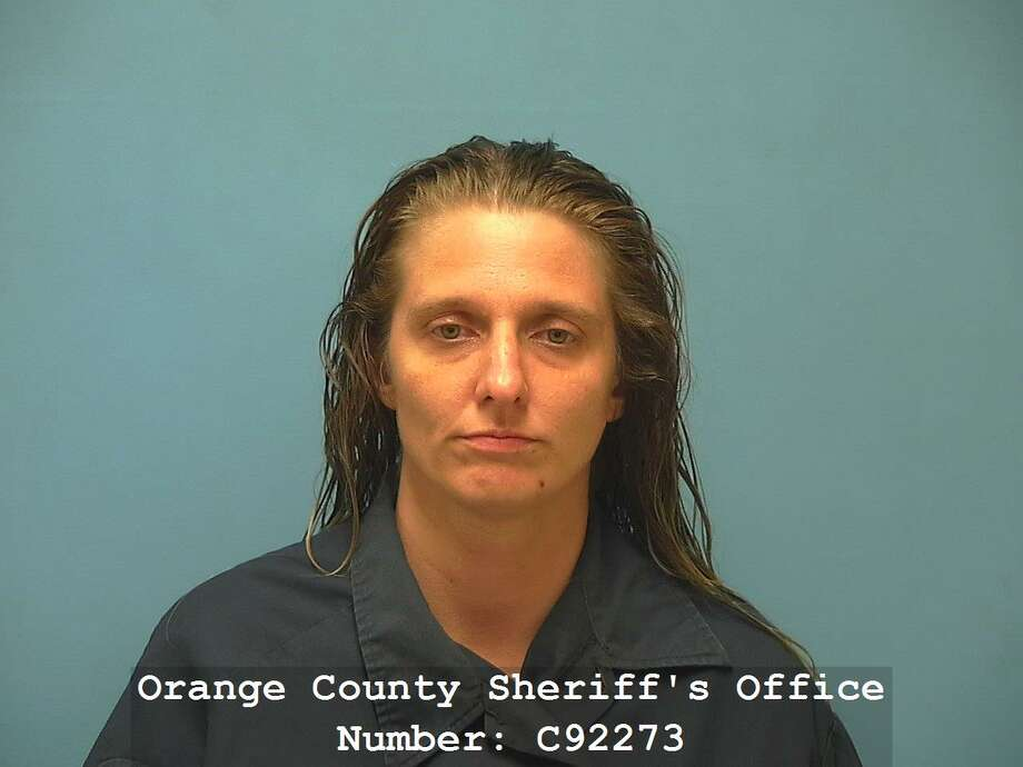 Shelly Ann Wilkinson, 38 of Vidor Photo: Orange County Sheriff's Office