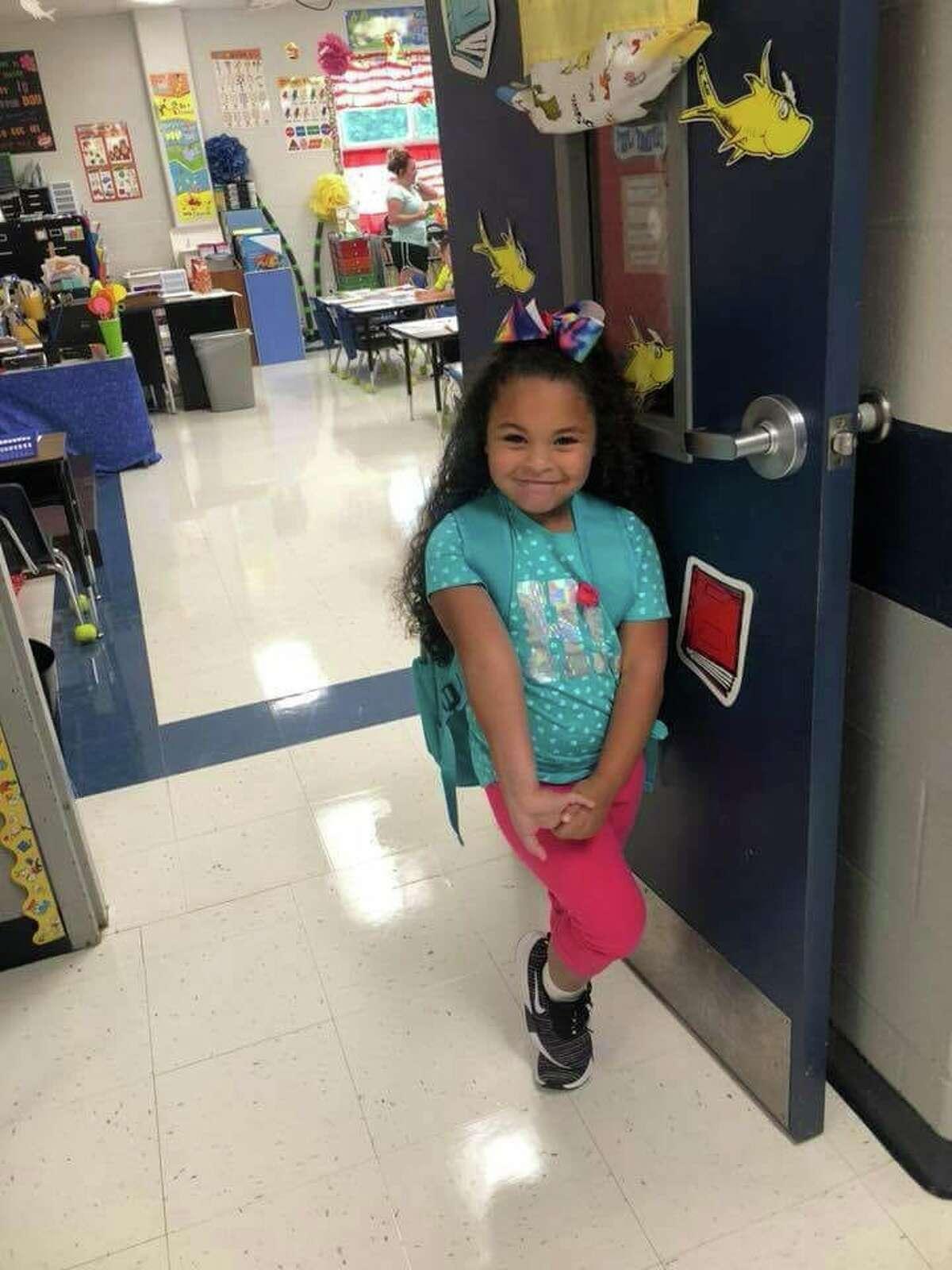 Kindergarten at Buna Elementary