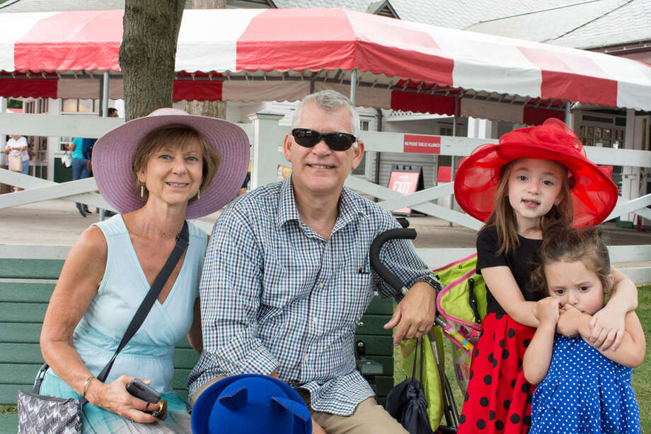 Were you Seen at the Berkshire Bank Family Zone at Saratoga Race Course on Monday, August 20, 2018? Photo: Cait Perry/ELA