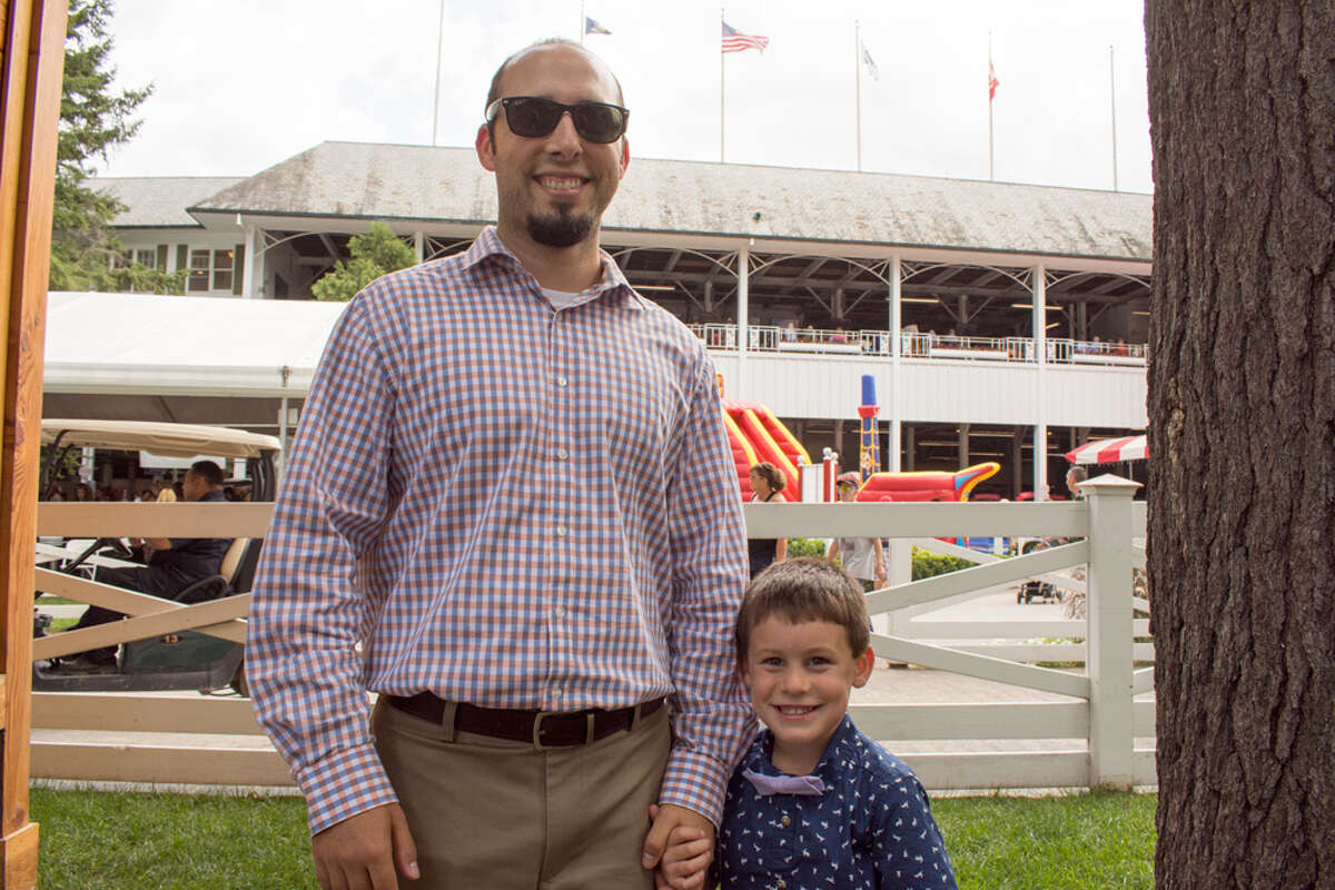 Were you Seen at the Berkshire Bank Family Zone at Saratoga Race Course on Monday, August 20, 2018?