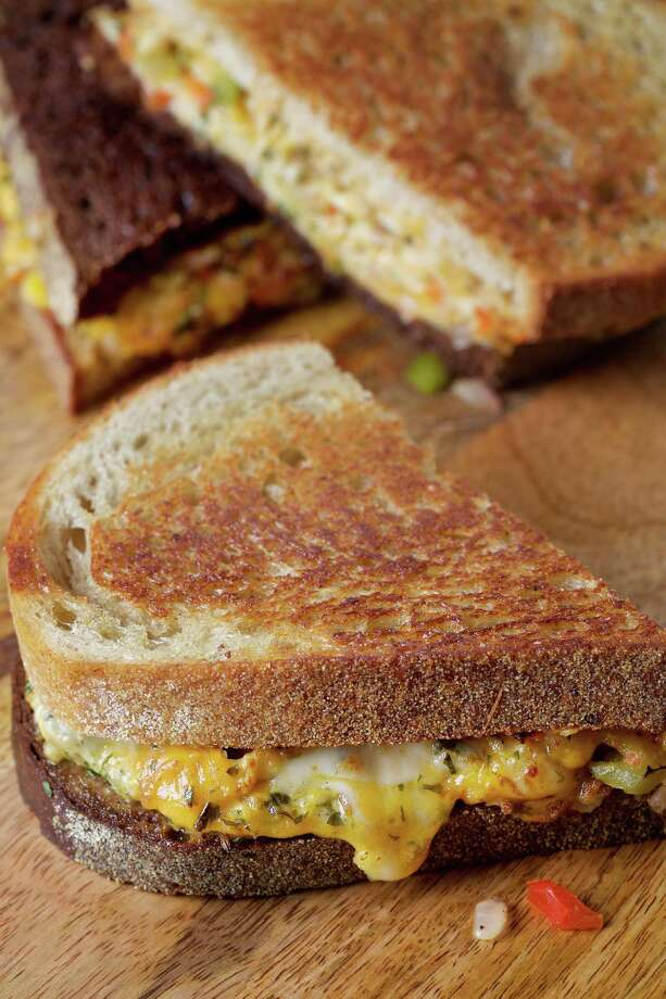 Grilled Cheese With Chutney Photo: Deb Lindsey, For The Washington Post / For The Washington Post / For The Washington Post