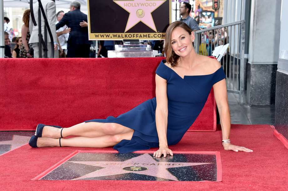 Actress Jennifer Garner attends the ceremony honoring Jennifer Garner with a star on the Hollywood Walk Of Fame on August 20, 2018 in Hollywood, California.