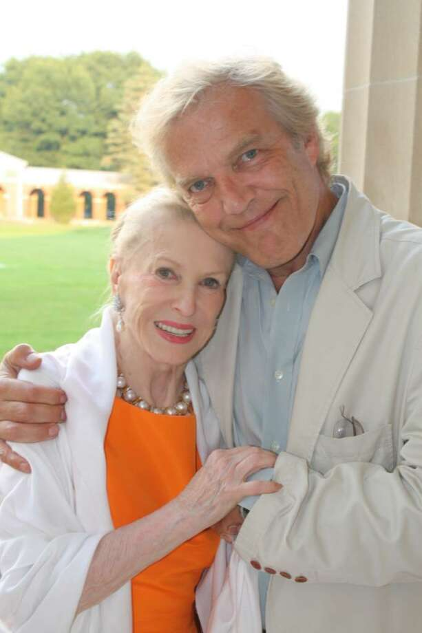 Marylou Whitney and Peter Martins (Saratoga Performing Arts Center)