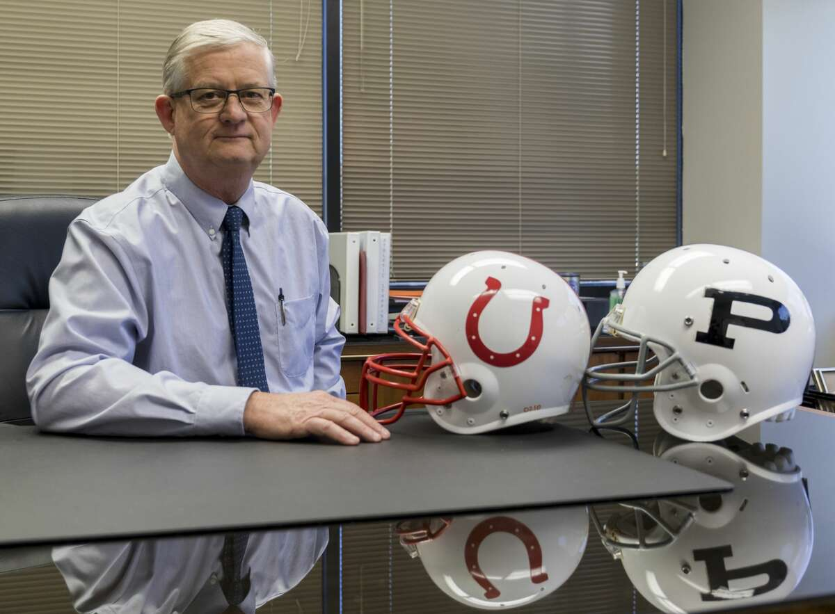 Bruce McCrary is the Executive Director of Athletics at ECISD.