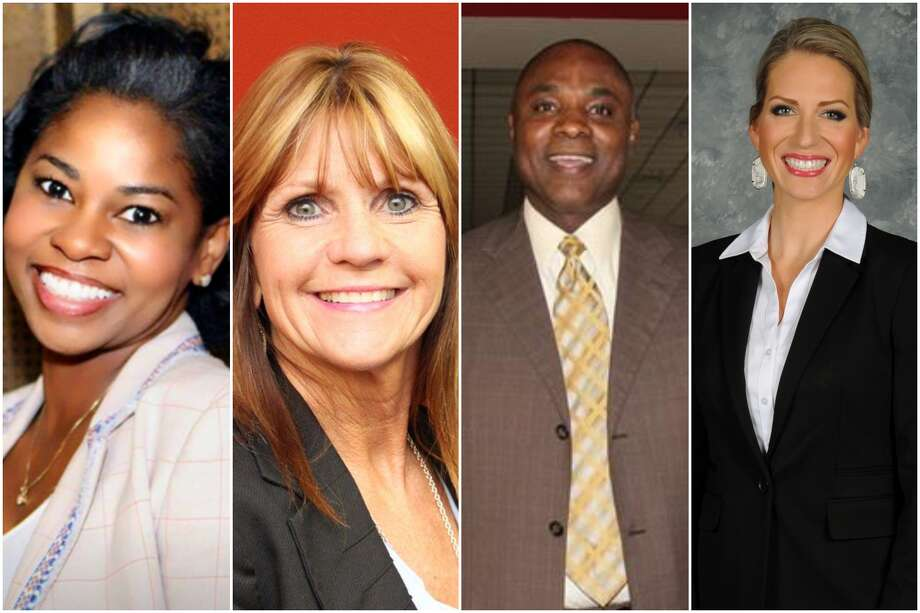 PHOTOS: Being a Houston area principal can be a lucrative gig. Katy, Cypress-Fairbanks, and Fort Bend ISD were among the Houston area school districts to have the most high school principals make the list of the top 40 highest paid this year. >>See if your principal made the list this year.... Photo: District Photos