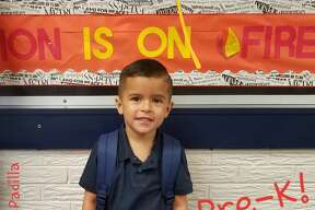 Noey Kaleb Padilla, First day of Pre-k