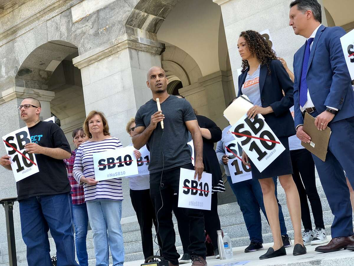Raj Jayadev, co-founder of Silicon Valley DeBug, a criminal justice reform group that supports ending cash bail, urged lawmakers on Monday to vote against a bill that would do just that. SB10 is deeply flawed, Jayadev said.