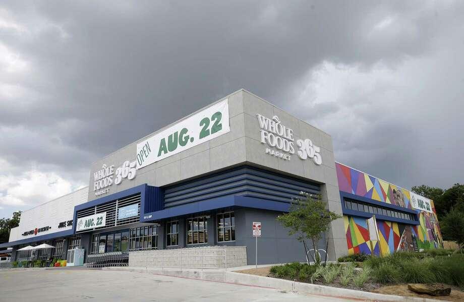 Whole Foods Market 365, 101 N Loop W, is shown Monday, Aug. 20, 2018, in Houston. Photo: Melissa Phillip, Houston Chronicle / Staff Photographer / © 2018 Houston Chronicle