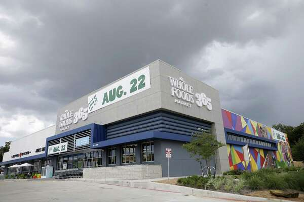 Whole Foods Market 365, 101 N Loop W, is shown Monday, Aug. 20, 2018, in Houston.