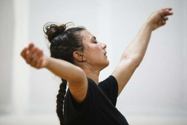 Courtney Hope is co-choreographing a world premiere for Pushfest by Push Dance Co. Sept. 28-30 in San Francisco.