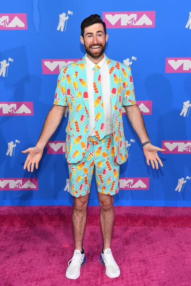 2018 Mtv Vma Awards Fashion See Which Celebrities