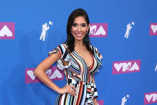 Farrah Abraham finally got one right with this fitted jumpsuit.