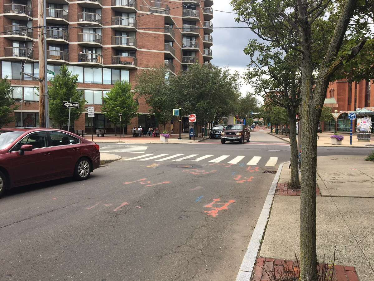 The intersection of Audubon and Orange streets will get a raised table for traffic calming purposes.
