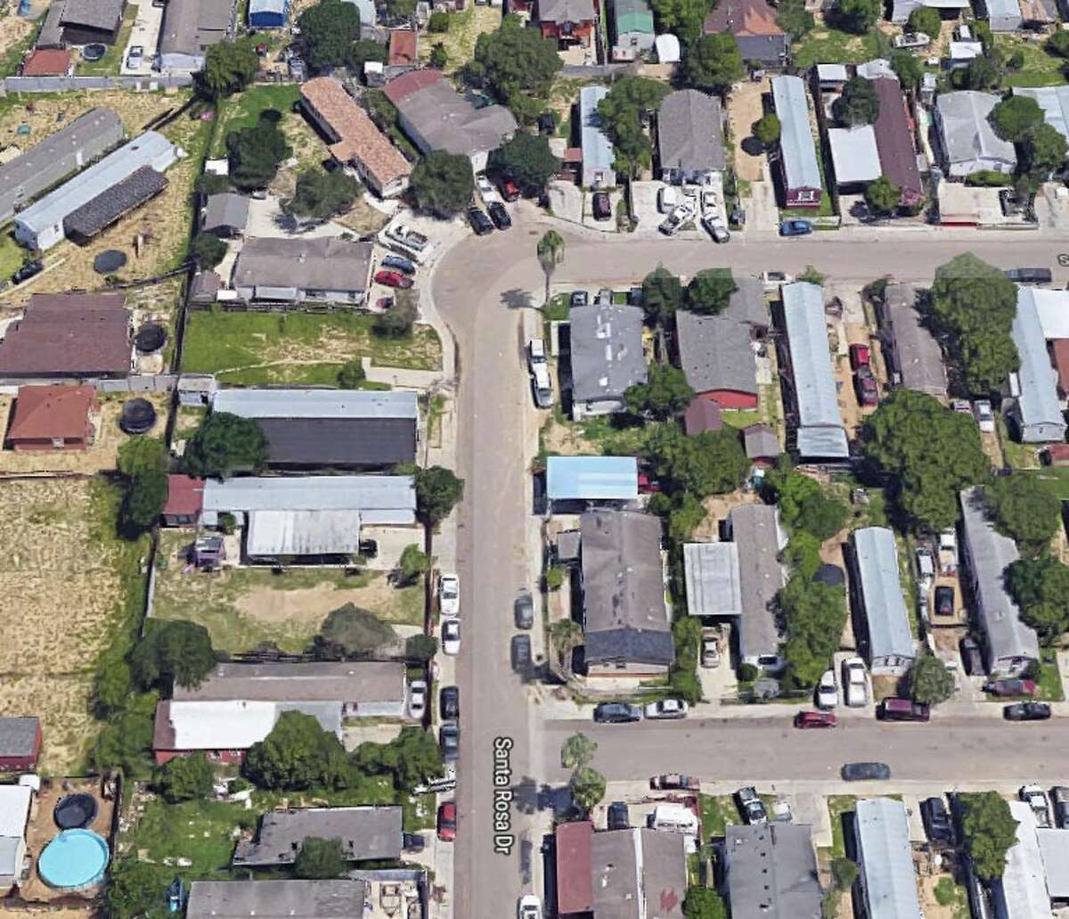 The Laredo Police Department said a drive-by shooting occurred in the 5000 block of Santa Rosa Drive in El Eden neighborhood Sunday morning.