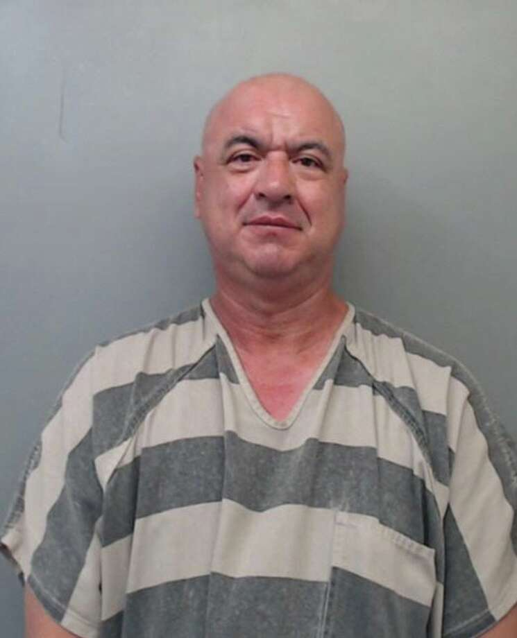 Francisco Vela Jr., 51, was charged with cruelty to non-livestock animals. Photo: Webb County Sheriff's Office
