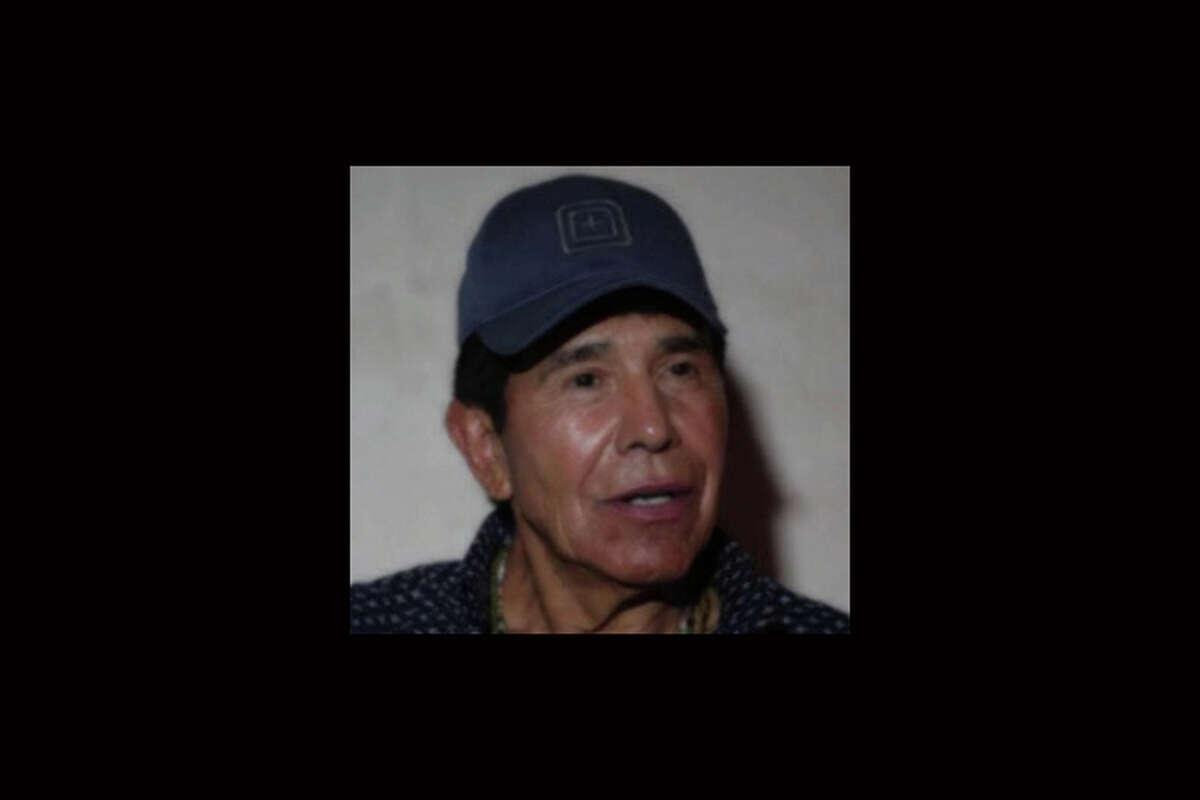 Rafael Caro-QuinteroAlias: unknownBirth place: MexicoDrug affiliation: Alleged leader of drug trafficking organization distributing multiple tons of marijuana into the U.S.Reward: $20 million
