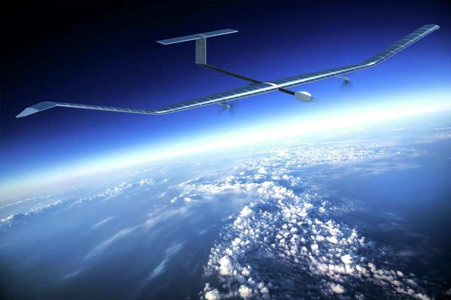Zephyr is a High Altitude Pseudo-Satellite (HAPS) that fills a capability gap between satellites and UAVs. Photo: Contributed Photo