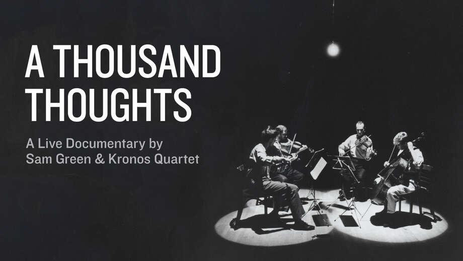 The title card for 'A Thousand Thoughts' Photo: Amanda Calderon