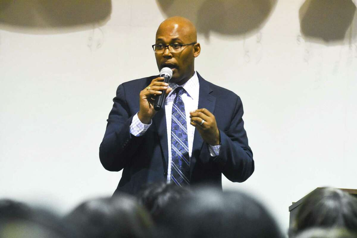 Spring ISD superintendent Rodney Watson criticized the Texas Education Agency's new accountability ratings system, which provides letter grades for school districts.