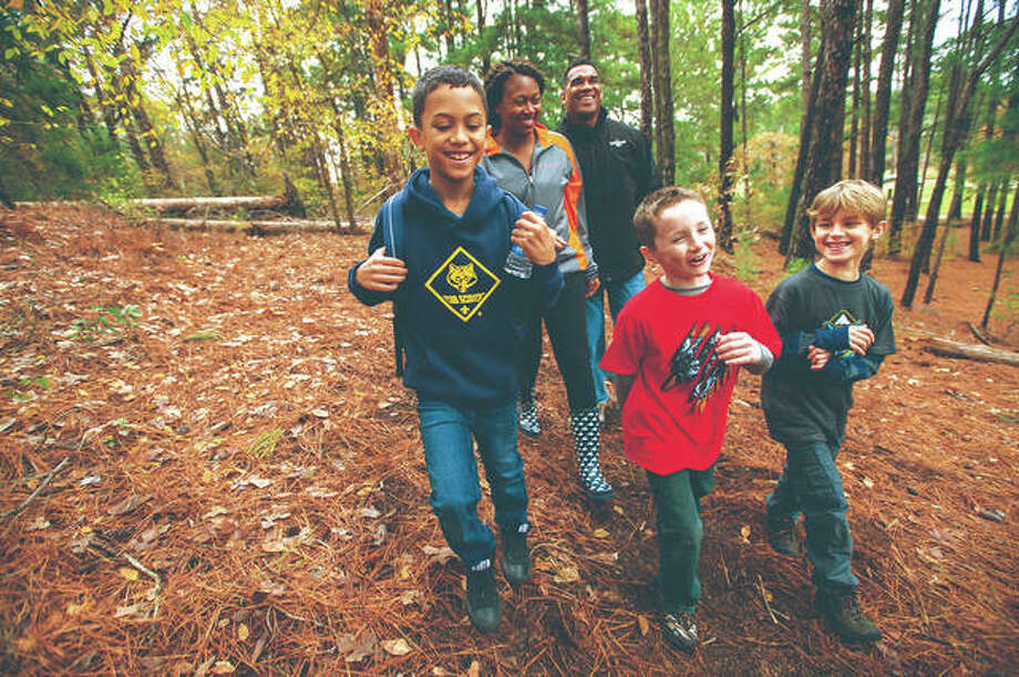 Cub Scout Sign-Up Night is Aug. 28. Photo:       For The Telegraph
