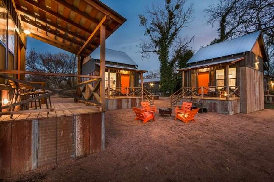A bed and breakfast in Comfort, about 45 minutes from the San Antonio airport, is for sale for just under $2.25 million. Photo: Courtesy Of Absolute Charm Real Estate Group