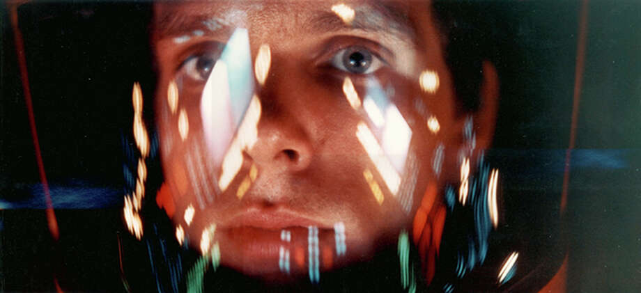 Keir Dullea in '2001: A Space Odyssey' Photo: Warner Bros. / © Warner Bros. Entertainment Inc.