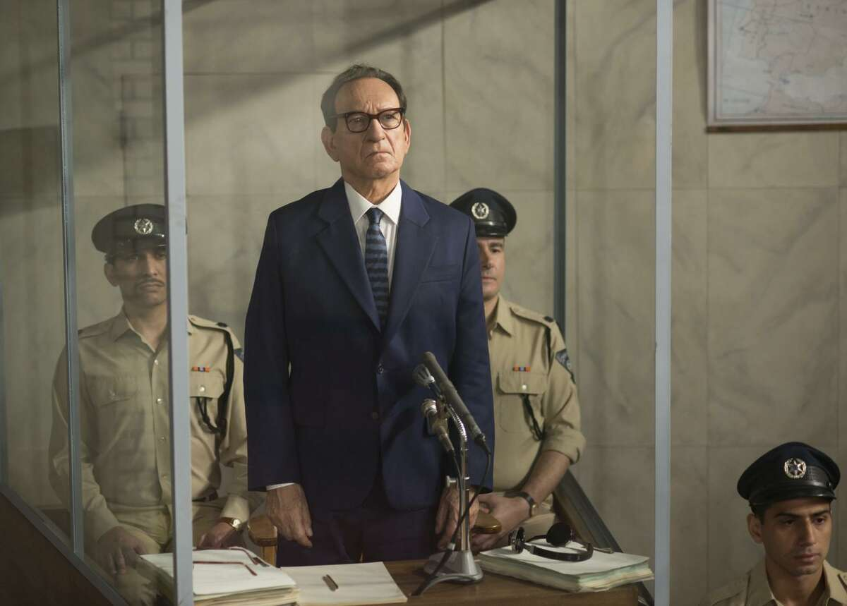 """Ben Kingsley plays war criminal Adolf Eichmann in """"Operation Finale,"""" which is directed by Chris Weitz."""