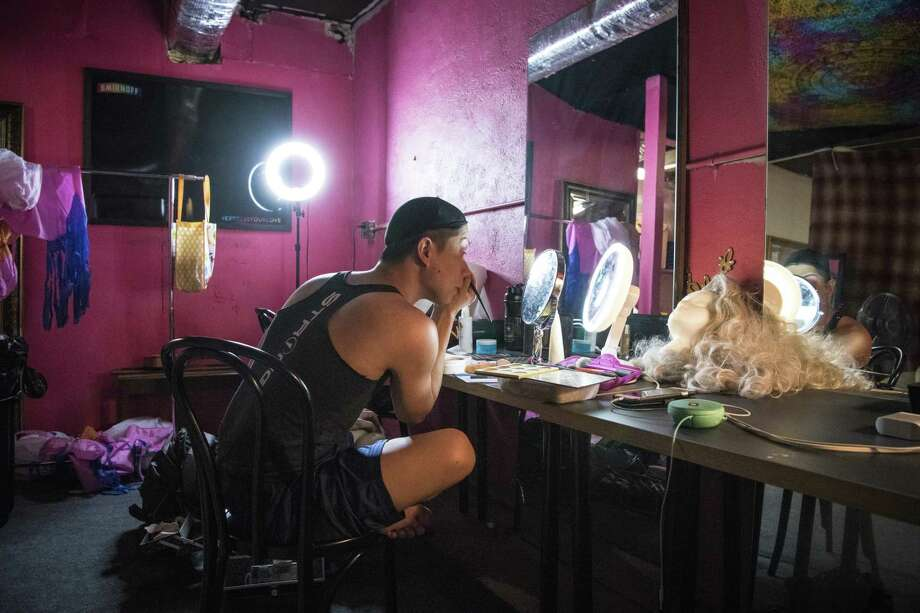 Troupe 429 in Norwalk, a new LGBTQ bar in Norwalk presents hosts a Thursday night open mic show hosted by two drag performers.