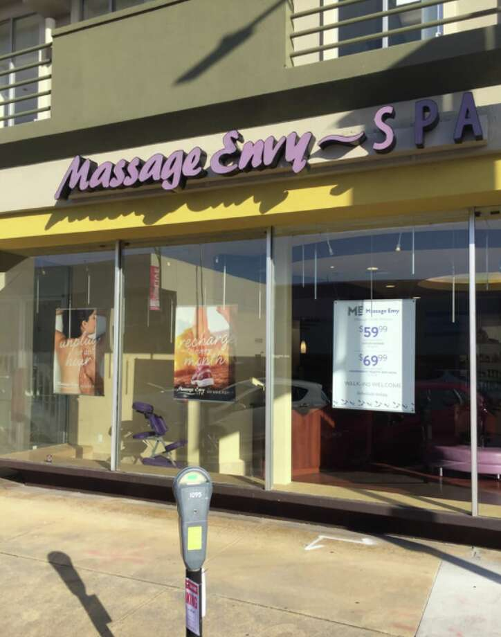 The Burlingame Massage Envy is one of the locations named in the lawsuit against the massage chain, accusing therapists of sexual assault. Photo: Ross E. / Yelp