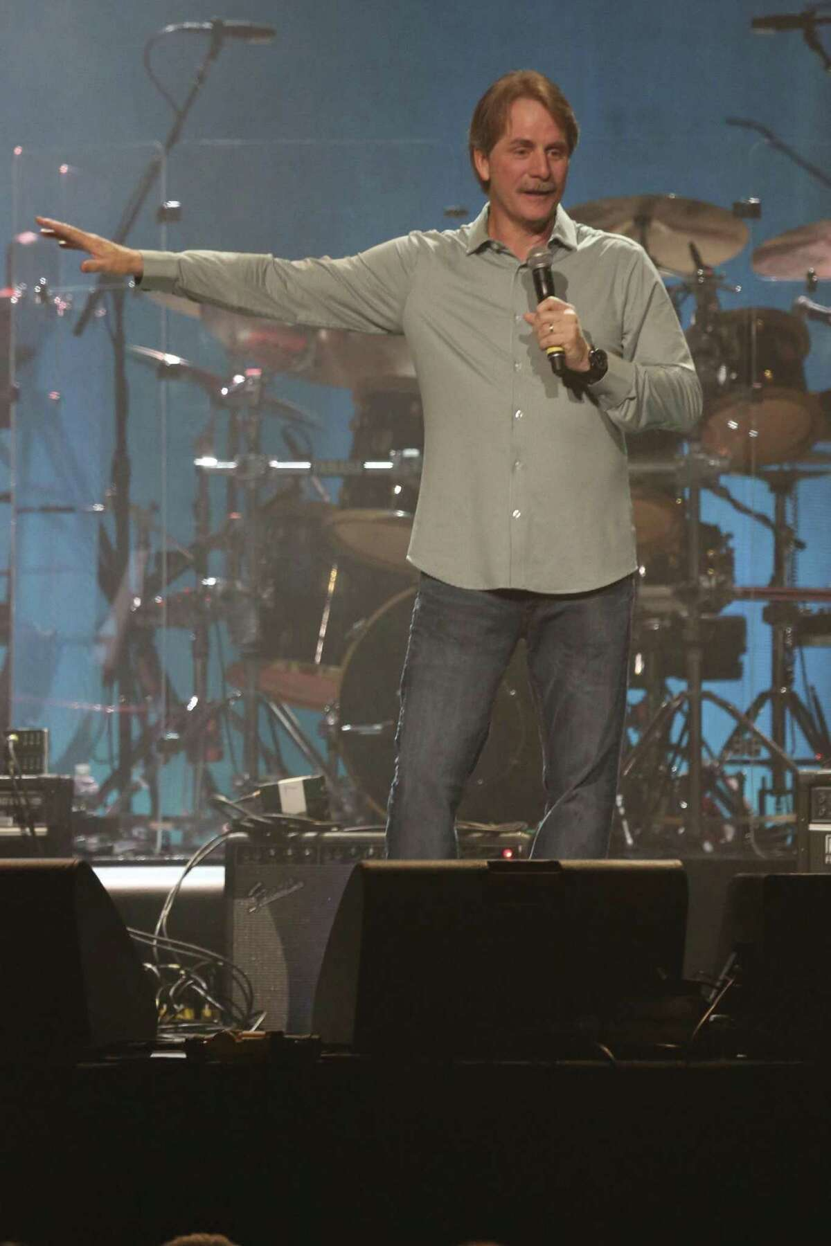 Jeff Foxworthy Aug. 28, 2021 at Foxwoods' Premier Theater, Mashantucket Find out more