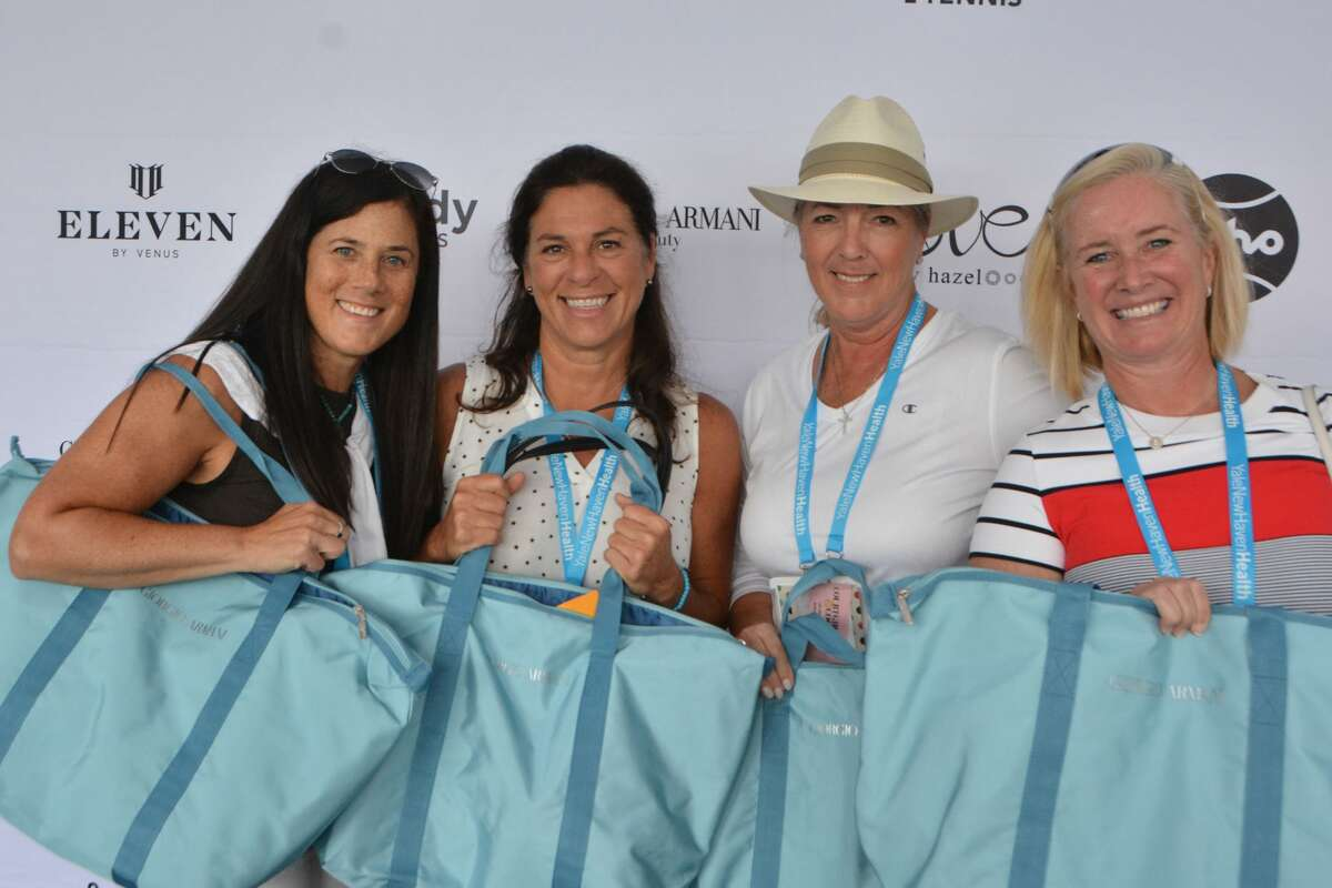 The CT Open was held at the Connecticut Tennis Center at Yale in New Haven August 17-25, 2018. August 21 was celebrated as Women's Day and Net Generation Latino Day. Were you SEEN?