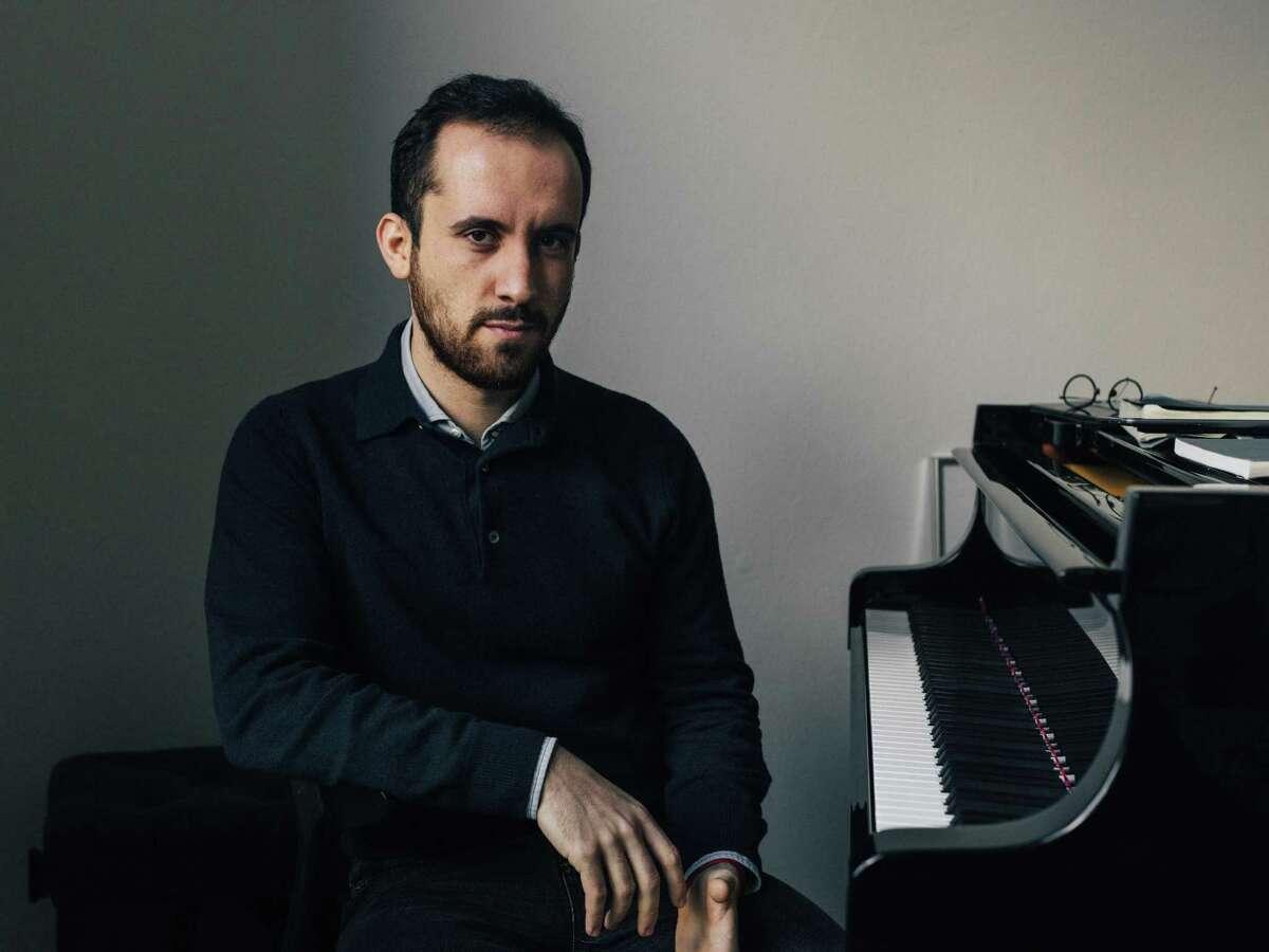 Pianist Igor Levit performs Nov. 1 at the Herbst Theatre.