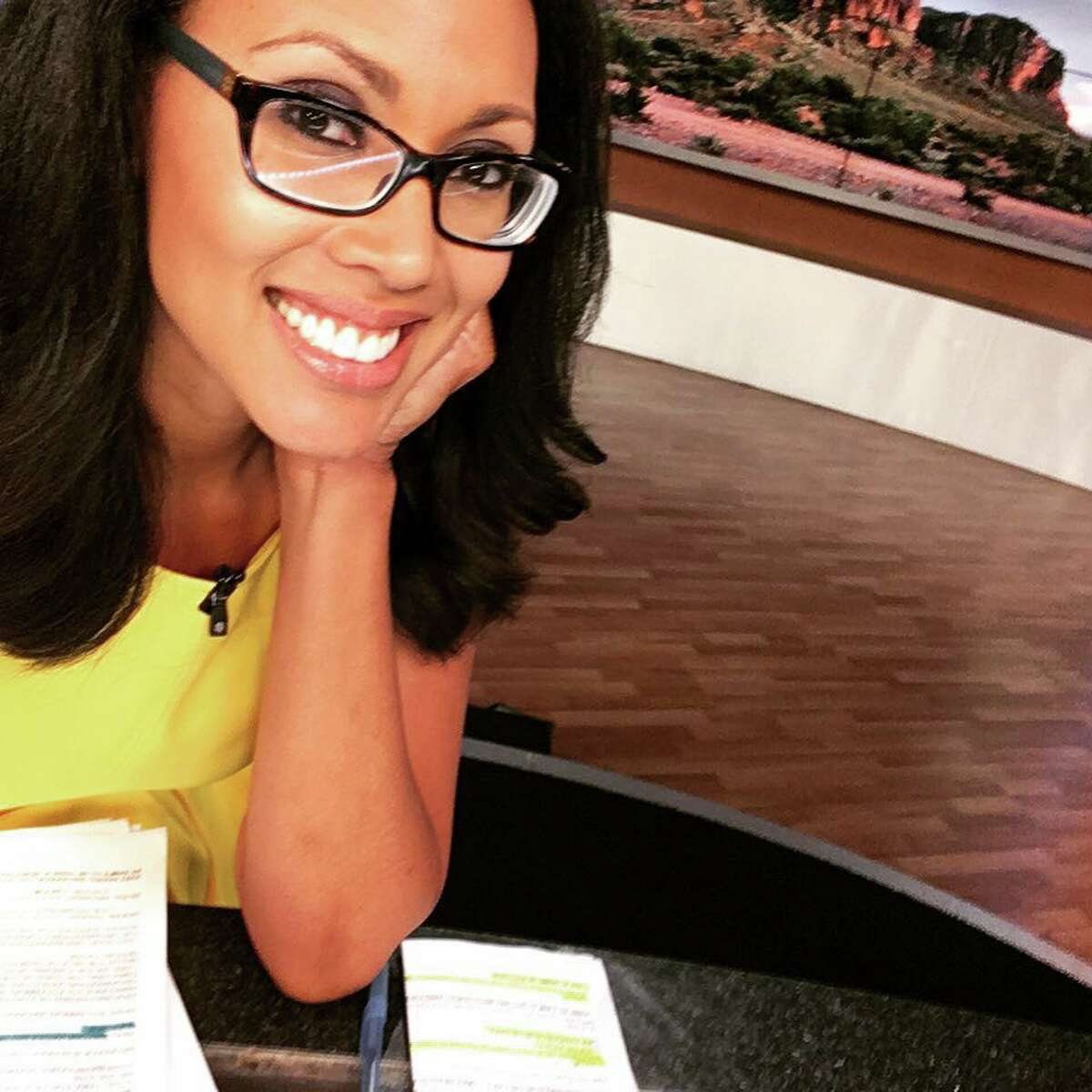 PHOTOS: Houston TV anchors and reporters on the move in 2018  Lina De Florias will join KRIV in September as a weekday morning anchor. She previously worked as an anchor and reporter at KTVK/KPHO in Phoenix, Arizona.   >>> Several other local TV personalities made moves this year