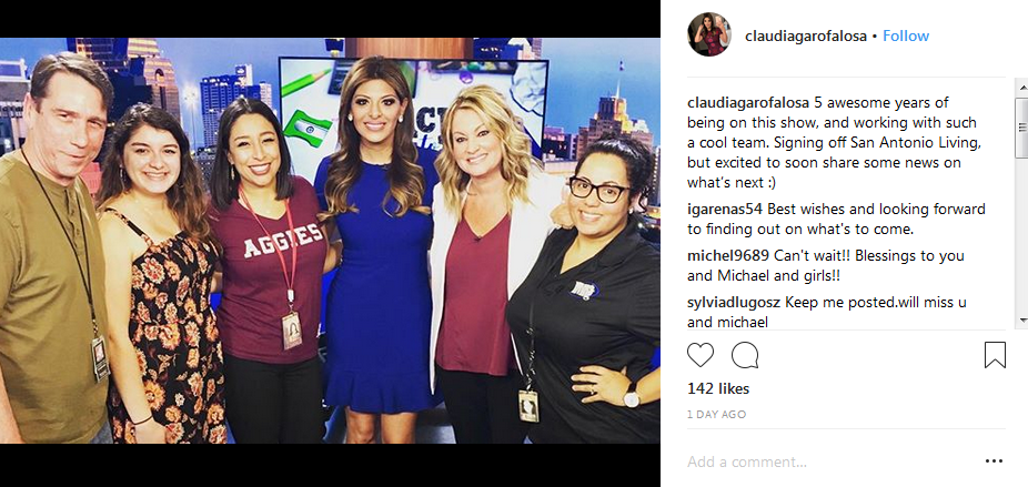 Multiple exits, additions at News 4 WOAI, Fox 29 announced on social