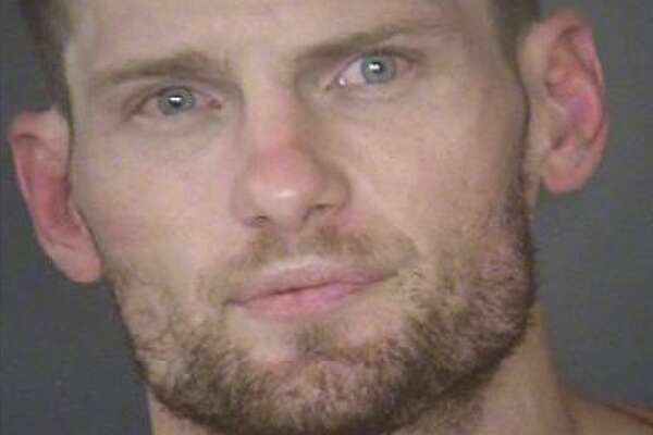 Robert Lynch, 28, was arrested after eluding San Antonio police, Bandera County deputies and military police.