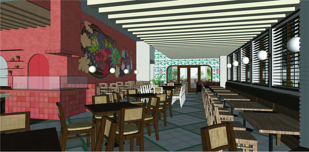 Austin-based architect and designer Michael Hus will design the new Original Ninfa's Uptown Houston, to open at 1700 Post Oak at BLVD Place in spring 2019.