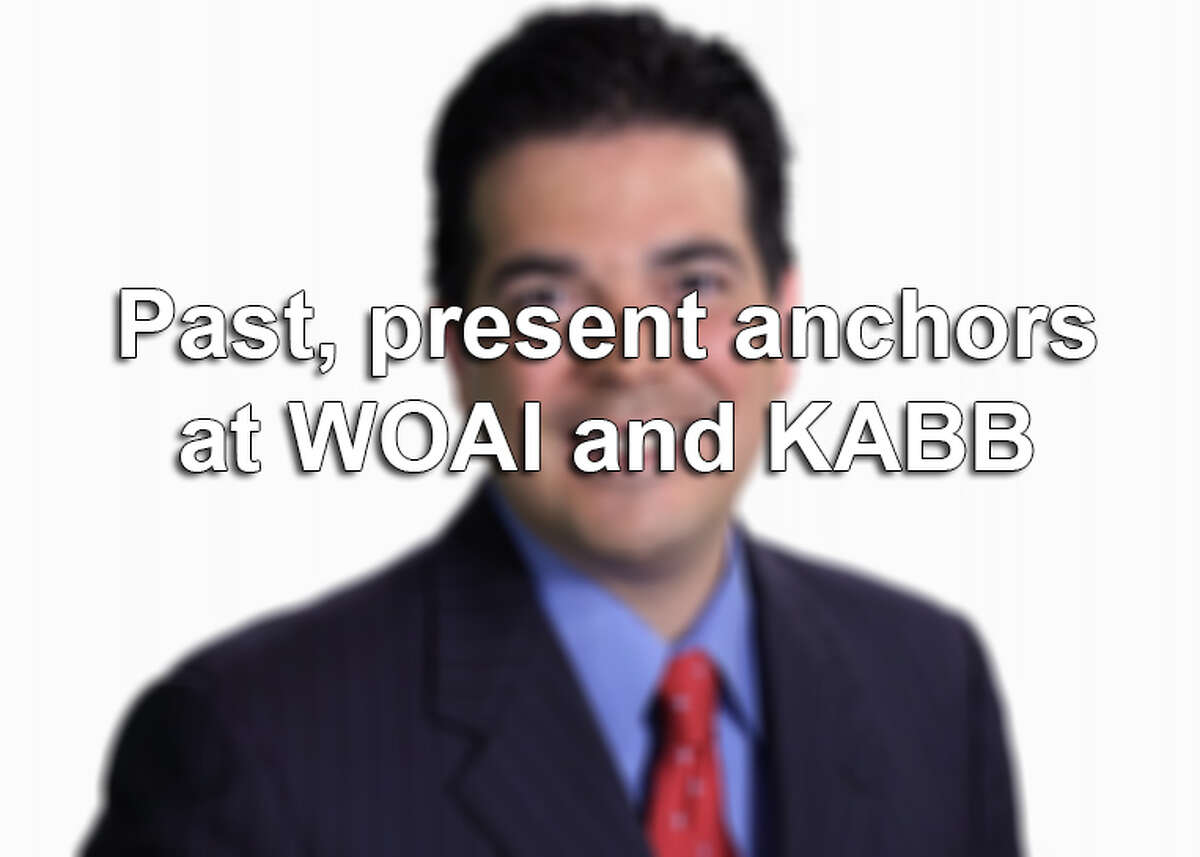 See how the staffs at WOAI and KABB have changed through the years.