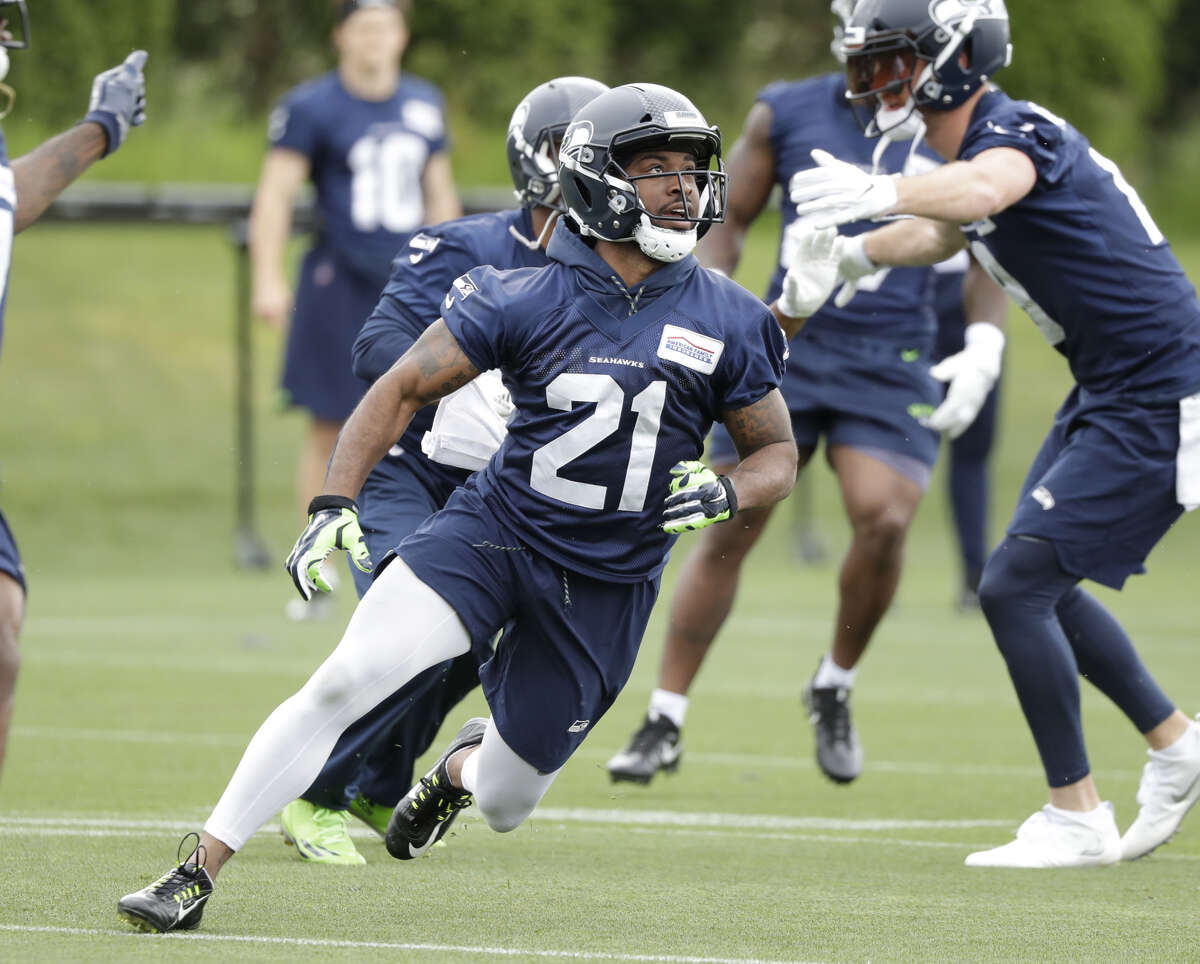 J.D. McKissic returned to Seahawks' practice on Tuesday.