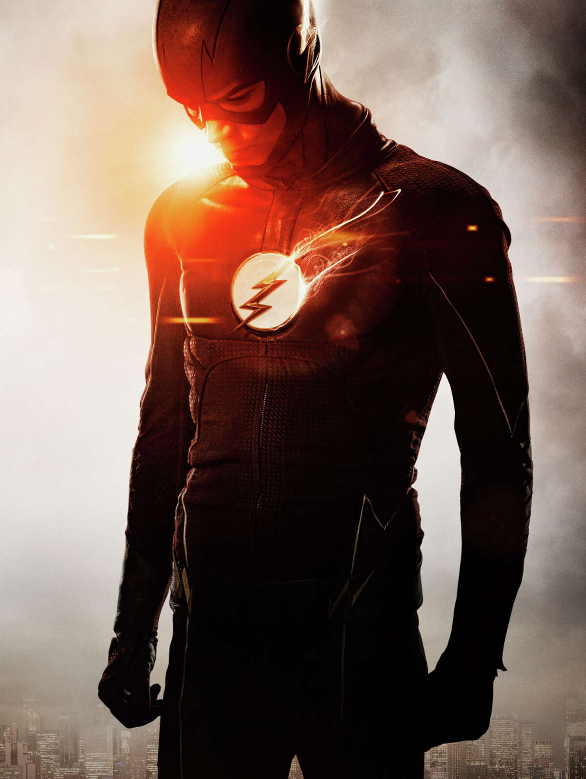 THE FLASH: Tuesday, October 9 on The CW The Flash gets a new suit this season!