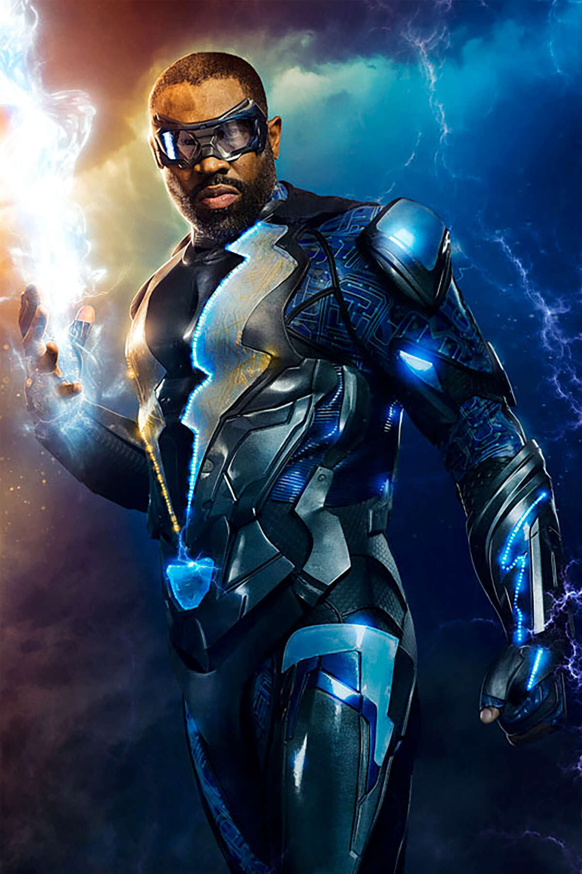 BLACK LIGHTNING: Tuesday, October 9 on The CW.