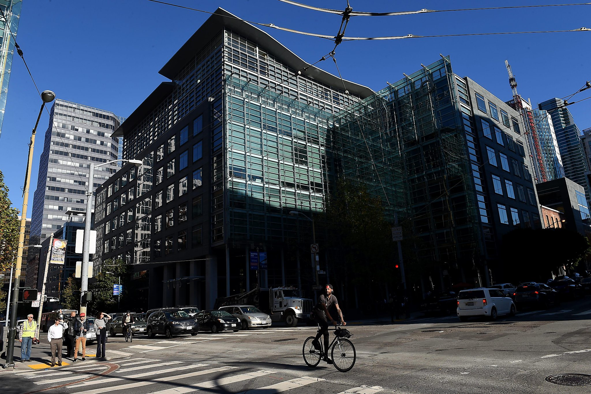 PwC signs 200,000-square-foot office lease in San Francisco