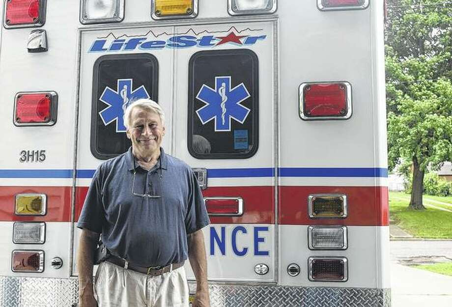 David Goss has retired from LifeStar Ambulance after 45 years.