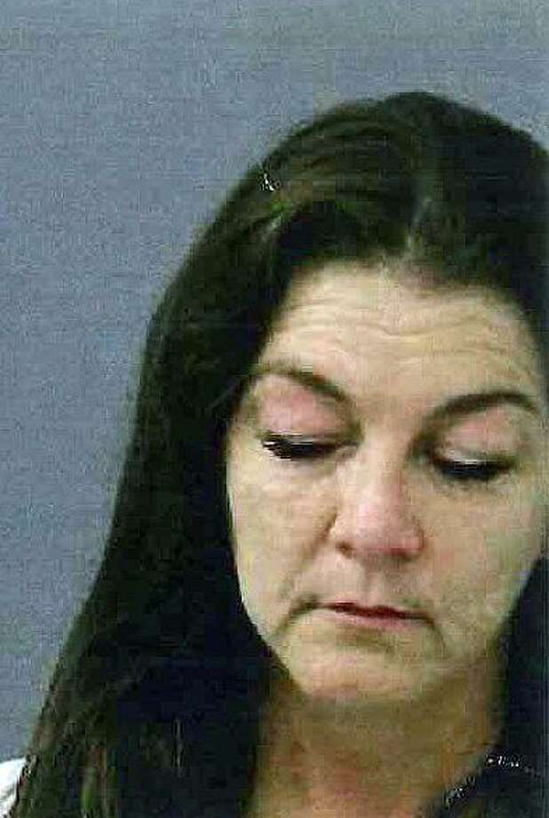 "Country singer Gretchen Wilson was arrrested at Bradley International Airport on Tuesday, Aug. 21, 2-18 for allegedly causing a ""minor disrurbance"" on a flight. Photo: State Police Photo"