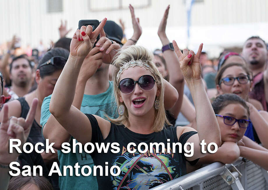 Click through the gallery to see some of the biggest performers coming to the Alamo City. Photo: B. Kay Richter, For MySA