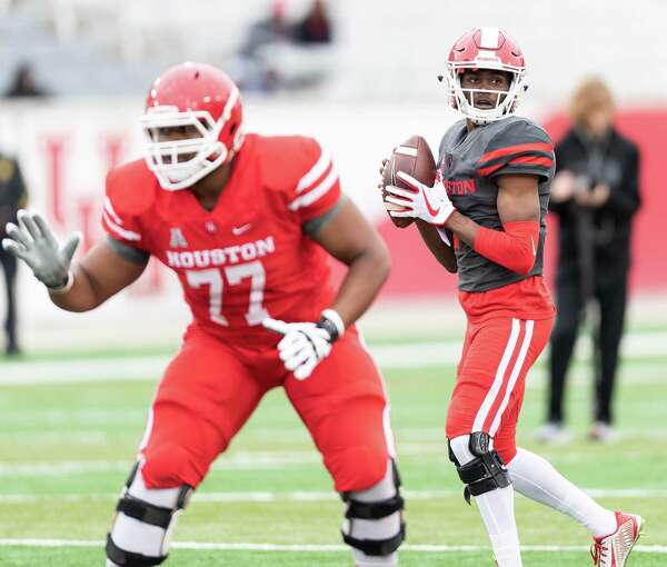 Find It Houston: UH To Find Ways To Get QB Bryson Smith On Field