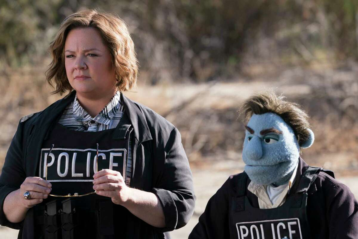 This image released by STX Entertainment shows Melissa McCarthy in a scene from