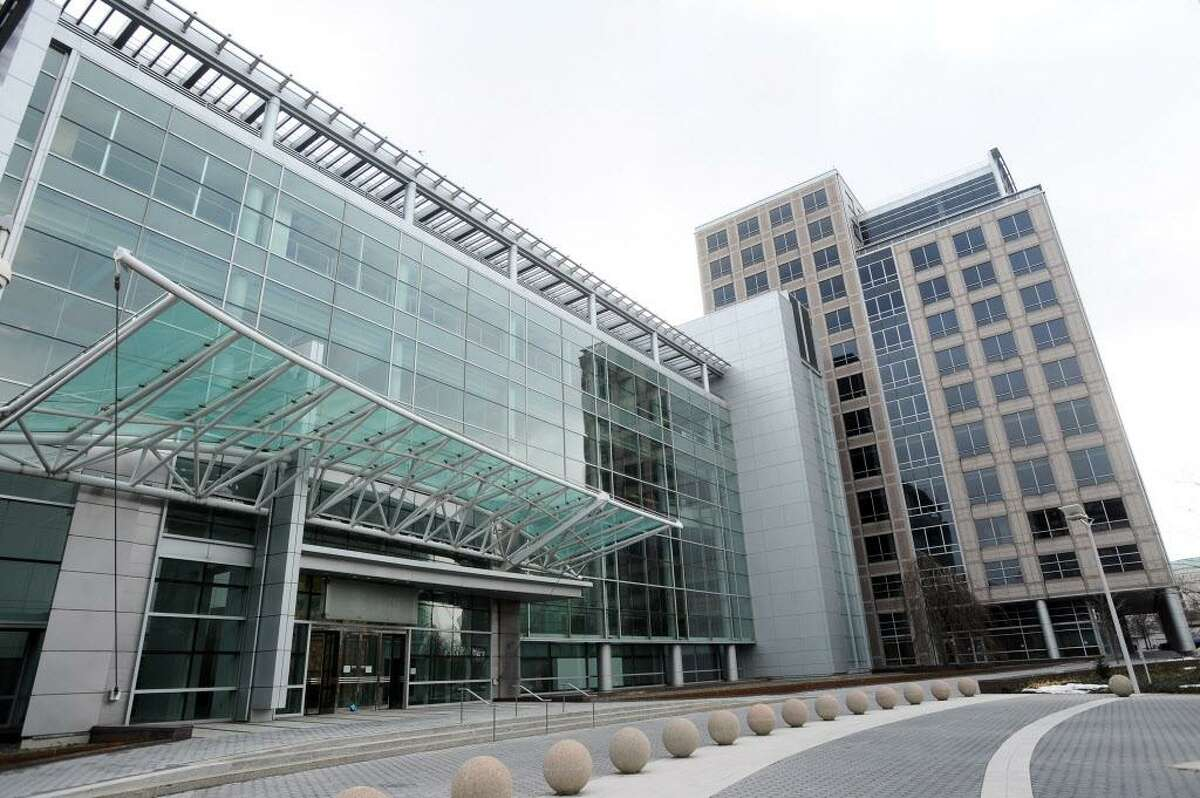 Professional-services firm KPMG announced in July 2018 it would move next year into the fourth floor of the office complex at 677 Washington Blvd., in downtown Stamford, Conn.